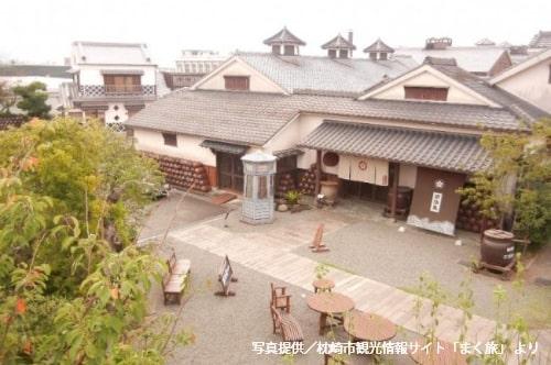 薩摩酒造文化資料館・明治蔵(めいじぐら)